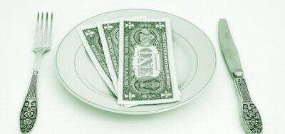 $8吃遍美国数千中高档餐馆