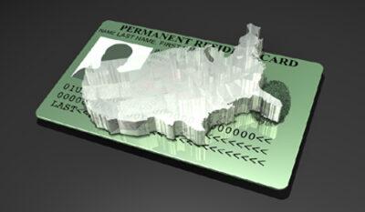 持美国绿卡可免签国家
