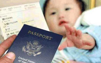 只有美国公民或拥有绿卡 孩子才算美国籍?