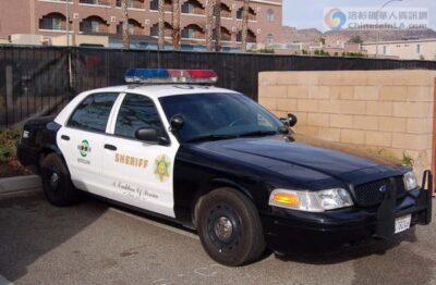 在美国必须和 6 类警察打交道