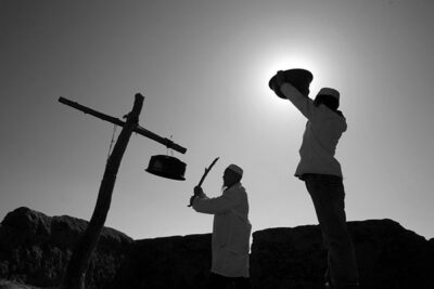 南加干旱 各宗教做法事求雨解旱