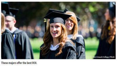 美国起薪最高的22个大学专业
