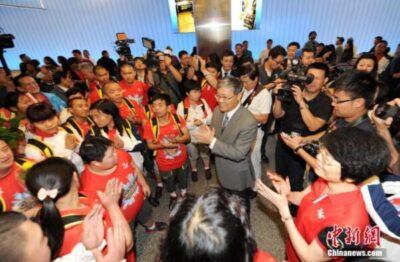 洛杉矶特奥会:中国代表团冰火两重天-美国精品资讯