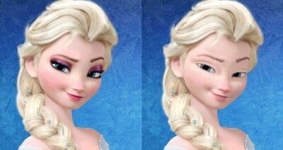 卸妆后的迪士尼公主 有些人简直没法看了