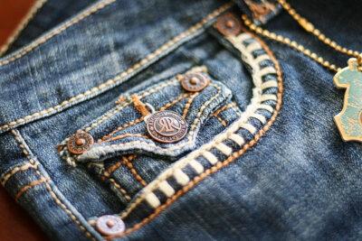 牛仔裤口袋上的小口袋是拿来做什么的