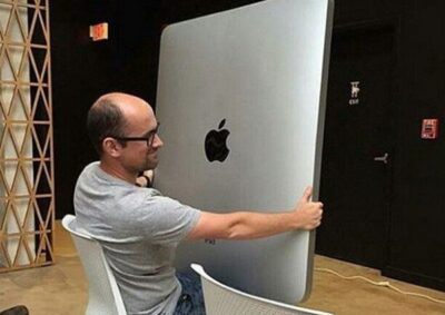 iPad Pro给吐槽星人提供无限的灵感