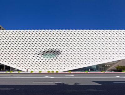 这个洞 就是洛杉矶最新的艺术中心