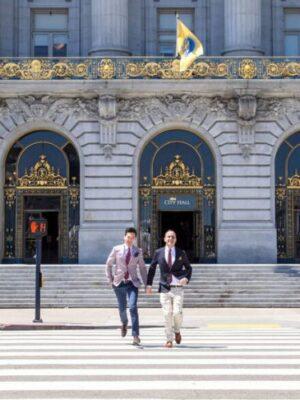 美国驻上海男总领事与中国男子喜结良缘-美国精品资讯