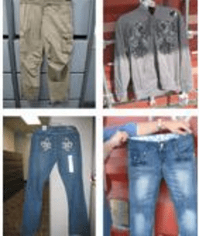 """华人""""大姐大""""走私仿名牌牛仔裤到美国 面临21年牢刑-美国精品资讯"""