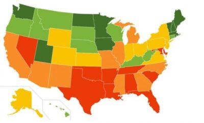 """在美国,每年赚多少才算""""有钱人""""?那要看你住哪里了..."""