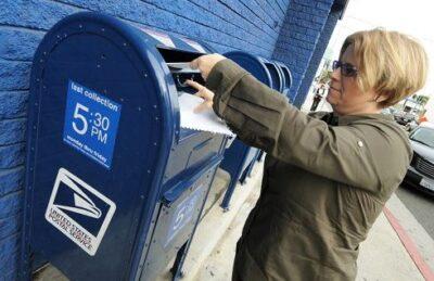 LA 华人区新犯罪手法:邮筒涂胶偷信件