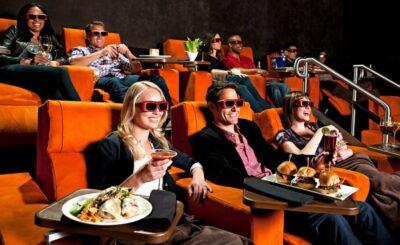 2家可以躺着边吃边看的电影院