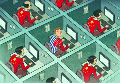 """老美自述:在中国当""""职业老外"""""""