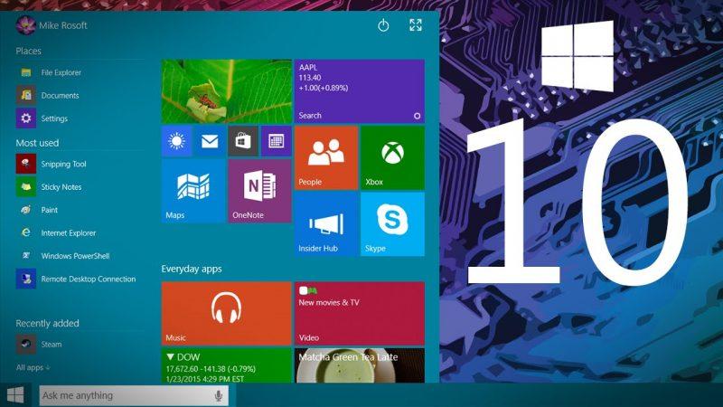 免费升级安装Windows 10七大常见问题