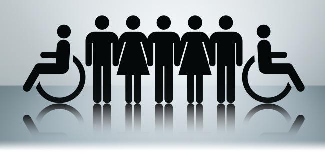 美国成人中约22%身有残疾