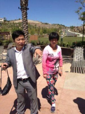 中国经济犯逃到美国的下场